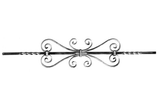 Pagliacco baluster also Pk49 Scroll Picket With Twists 716l P 1884 moreover Im60085 furthermore Arabian Railing Specifications together with Sc1309 Scroll P 1668. on round newel