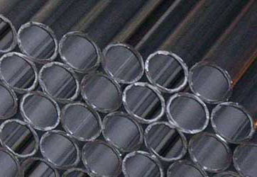 "1-1/2"" PIPE: BLACK, BARE, GALVANIZED, PLAIN END, T&C"