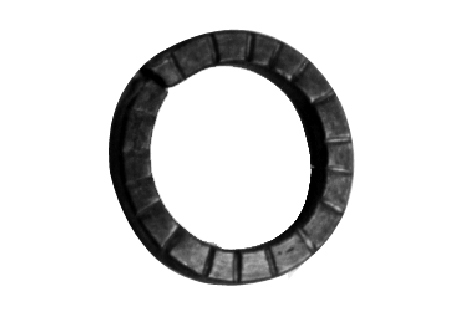 RG156-A-1 Etched Bar Ring 1""