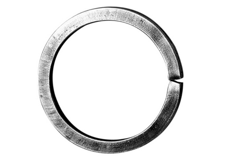 Solid Square Bar Rings