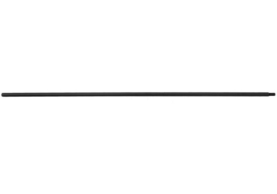 PC28-5CB Straight Square Bar Picket, Classic Black