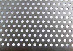10GA PERFORATED METAL