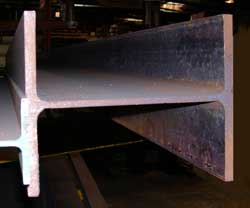 WIDE FLANGE BEAM